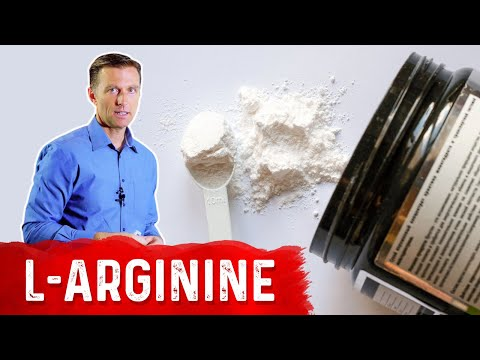10 Benefits of L-Arginine