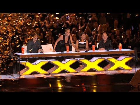 Best Golden Buzzer Moments! World's Got Talent-Full HD 2015