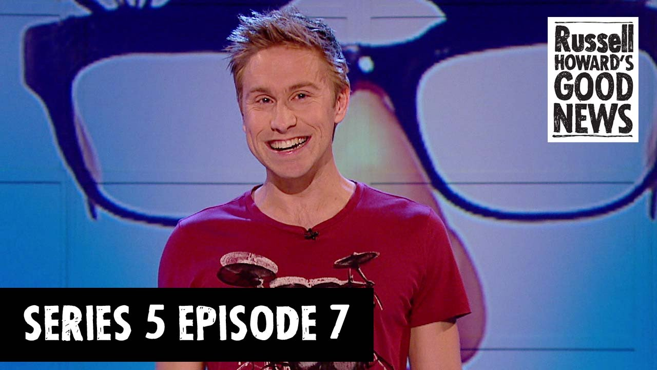 Download Russell Howard's Good News - Series 5, Episode 7