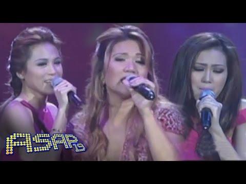 Tootsie, Alex & Toni sing 'Kaba' on ASAP
