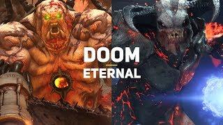 DOOM: Eternal. Первый взгляд