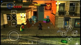 Gambar cover Cara Download Dan Install Game Lego Batman The VideoGame PPSSPP Android
