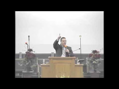 "Rev. Casey Miller - 03252018-1 - Sunday Night - ""THE POWER OF THE CHURCH"""