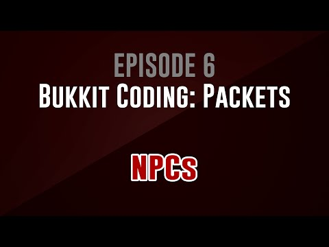 [Bukkit Coding: Packets] Episode 6: NPCs