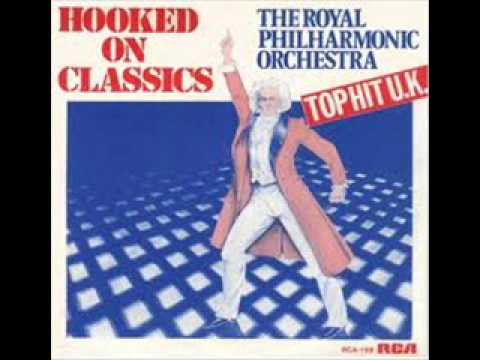 """Hooked On Classics The Philharmonic Orchestra Special 12""""Disco Mix Remasterd By B.v.d.M. 2012"""