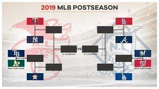 2019 MLB Postseason Predictions