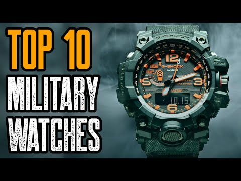 Top 10 Best Military Watches For MEN 2020!