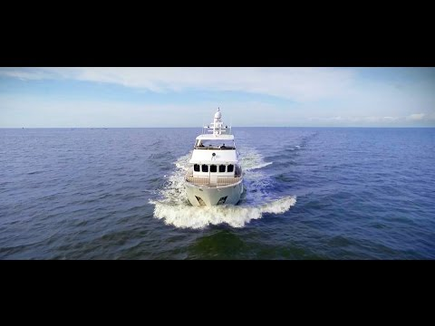 "Bering 65 ""Serge"" - Steel expedition yacht - boat tour with"