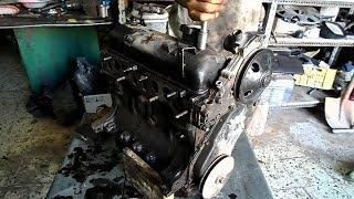 تفكيك محرك رينو 5.9.11.19. اكسبرس بنزين - moteur Renault. 5,9,11,19,express essence