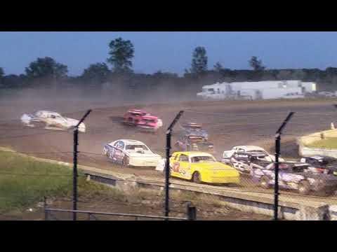 Jamestown Speedway - Wissota Street Feature, 6/22/19