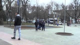 Ins certat cu legea pe Alea Clasicilor #Chișinău