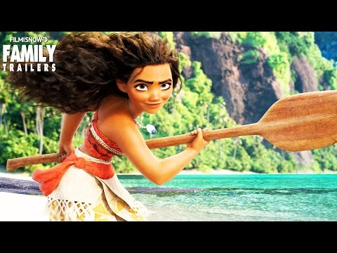 MOANA | How Far I'll Go - Worldwide Version (24 Languages)