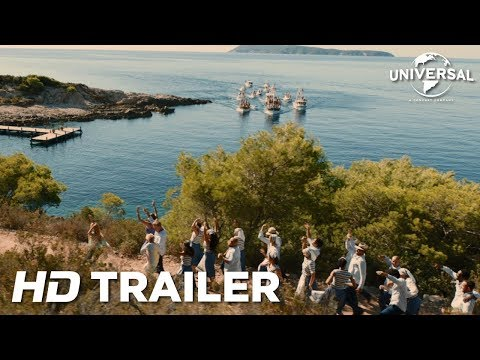 Mamma Mia! Here We Go Again | Kansainvälinen traileri (Universal Pictures) HD