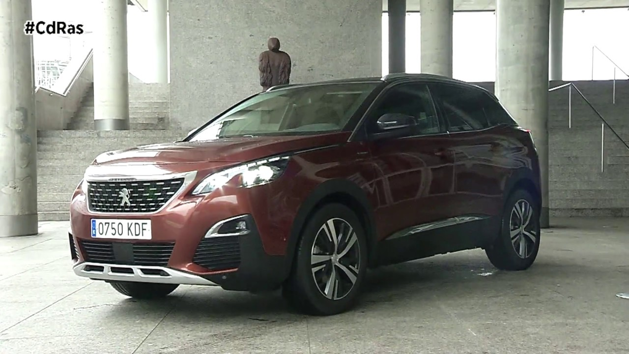test din mico peugeot 3008 gt eat8 highlights actions by cdras youtube. Black Bedroom Furniture Sets. Home Design Ideas
