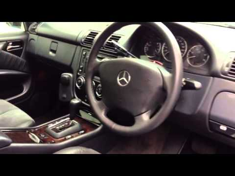 05 Mercedes Benz Ml270 Cdi Special Edition Bx22zc Bcc Youtube