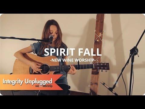Spirit Fall Chords & Lyrics   New Wine Worship   WeAreWorship