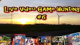 Flohmarkt, Fischmarkt & Fachmarkt - Live Video Game Hunting #6