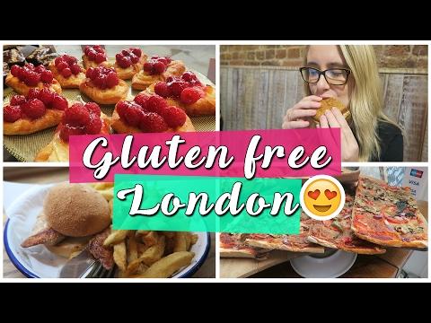 GLUTEN FREE LONDON!