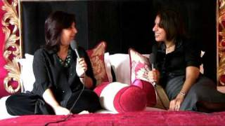 bollywood director farah khan interview in the may fair s schiaparelli suite