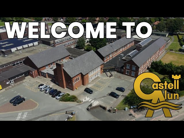 Welcome to Castell Alun