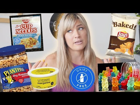 20 FOODS YOU THOUGHT WERE VEGAN BUT AREN'T!
