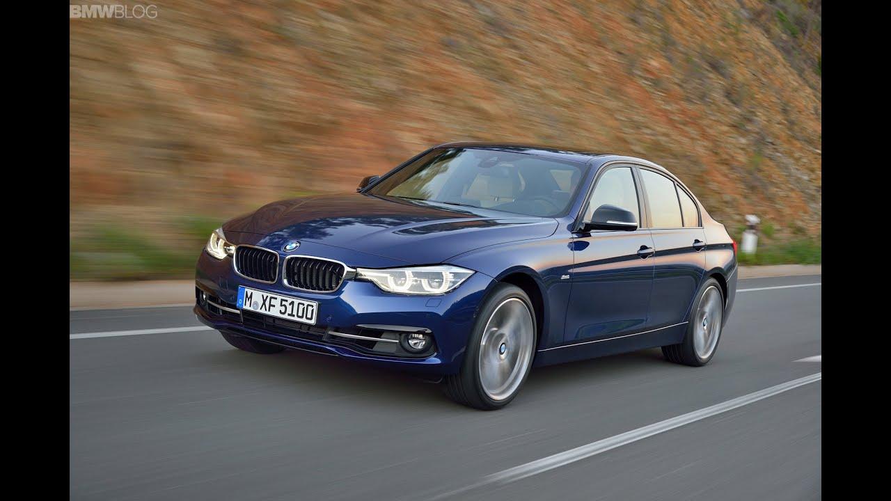 2015 BMW 3 Series Sedan and Touring  Videos