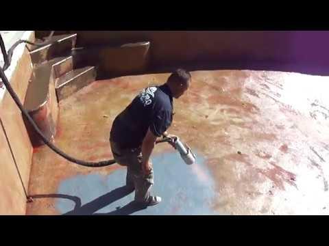 EcoFinish Swimming Pool Refinishing - YouTube