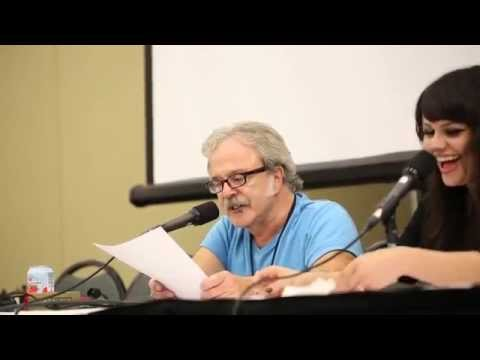 Jim Cummings Reads Star Wars as Darth Pooh and Darkwing Daine Jir ConnectiCon 2013
