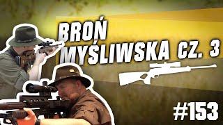 Darz Bór odc. 153 - Broń myśliwska 2015 - przegląd nowości cz. 3