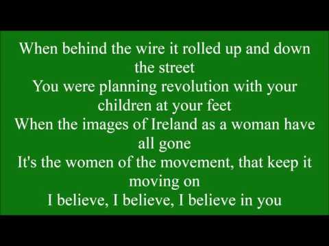 I Believe In You with lyrics