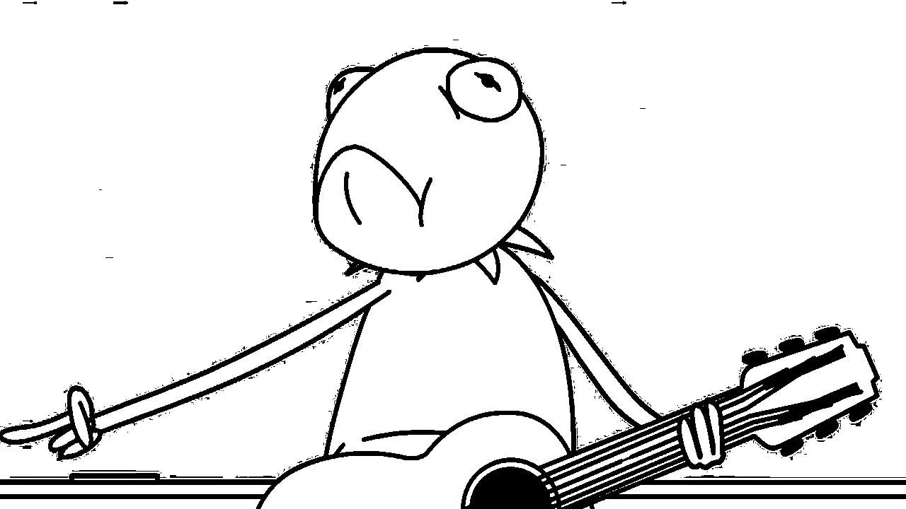 mira como canta la rana rene - YouTube