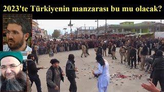 Edip Yüksel (T) Barbarlığı merhamet diye satan din tüccarı İhsan Şenocak
