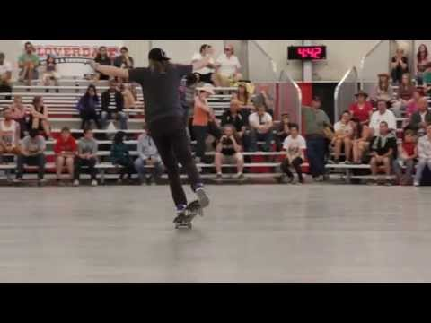 2014 World Skateboarding Championship Freestyle (4614)