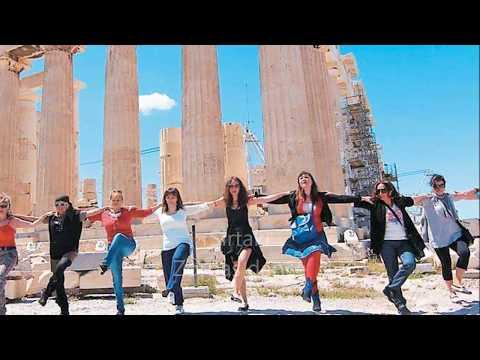 Sirtaki Zorbas dance quartet Holiday Music