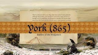 Aoe Ii: Hd - York (865) - Battles Of The Forgotten