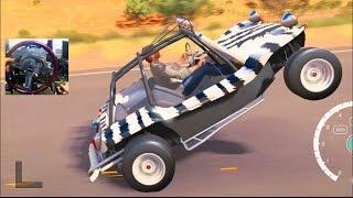 Forza Horizon 3 GoPro TheGrandTour Ep7 Thoughts  -Wheelie Buggy Build!!