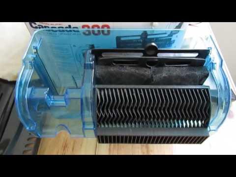 AQUACISCOHD: Unboxing Filtro Cascade 300 De Penn-Plax