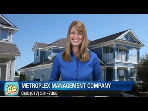 Metroplex Management Company Reviews - Ft. Worth Texas