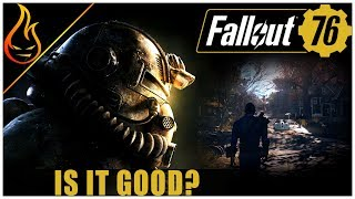 Fallout 76 First Impressions, Character Creation, Building, Crafting And More