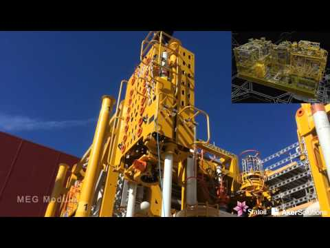 Åsgard Subsea Gas Compression onstream September 17 2015