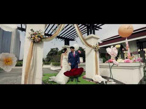 Nicholas & Ye Vonn Wedding Highlights