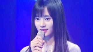 鞠婧祎《红豆》致敬王菲再现经典 — 我是歌手第四季谁来踢馆