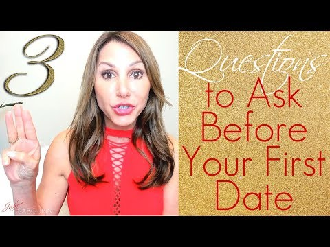 3 Questions To Ask Before Your First Date (Dating Over 50)|Engaged At Any Age| Coach Jaki
