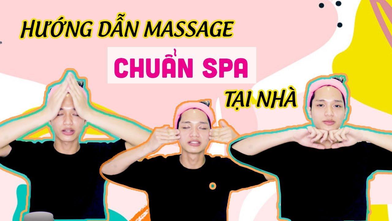 Hướng Dẫn Massage Mặt Chuyên Nghiệp – Chuẩn Spa | Massage Mặt Tại Nhà Đúng Cách
