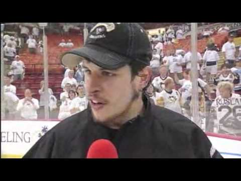 Sidney Crosby Opportunity knocking