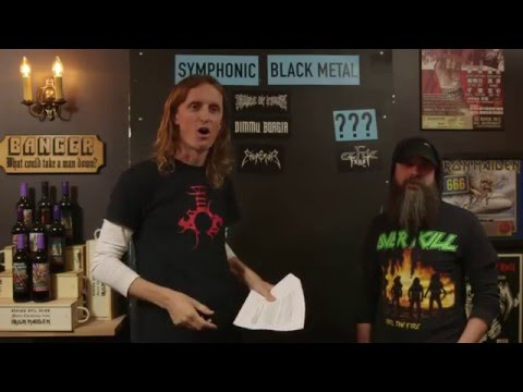LOCK HORNS | SYMPHONIC BLACK METAL band debate with Jason Deaville