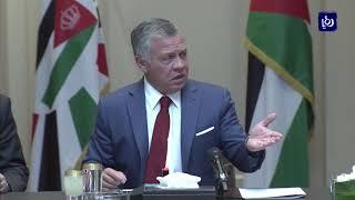 الملك عبدالله الثاني يتسلم تقرير اللجنة المحايدة حول فاجعة البحر الميت - (2-12-2018)