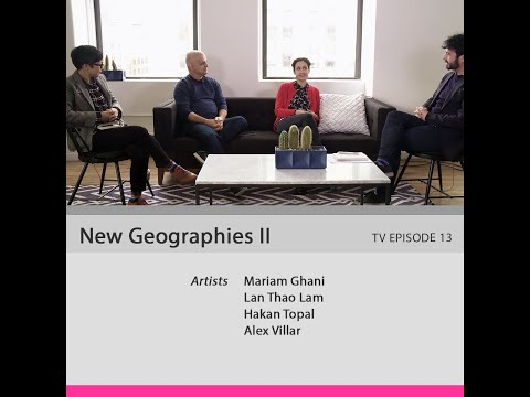 New Geographies Part 2. Episode 12 TransBorder Art