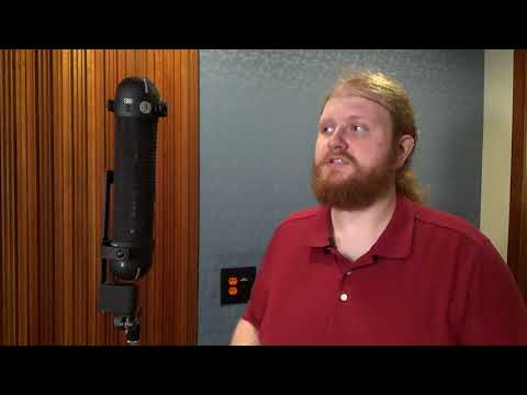How to use a Stereo Microphone - American University ATEC Instructional Video