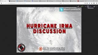 Hurricane Irma, Jose and Katia Discussion: 11:35 AM ET Sept 8